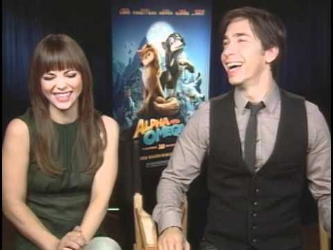 Alpha and Omega - Exclusive: Justin Long and Christina Ricci Interview