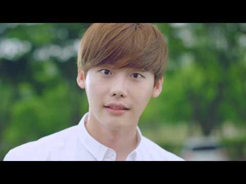 150528 Lee Jong Suk @ Sunkist CF TVC 60s (видео)