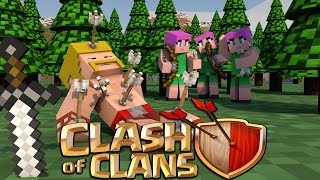 "Video Minecraft | Clash of Clans Nations - Ep 9! ""OUR BASE IS UNDER SIEGE"" MP3, 3GP, MP4, WEBM, AVI, FLV Oktober 2017"