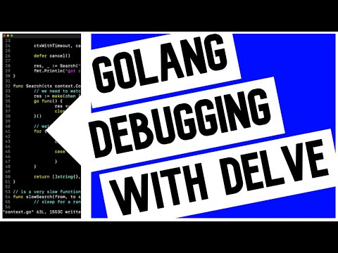 Go Debugging with Delve
