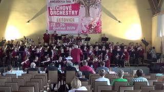 Video Ústřední kolo národní soutěže dechových orchestrů 2014
