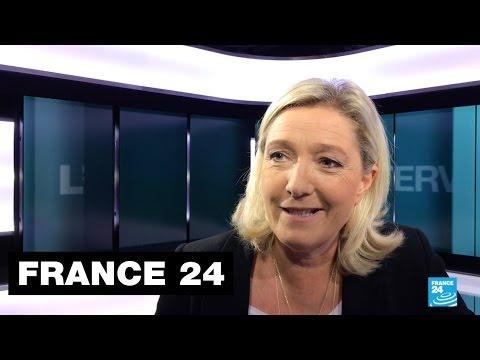 le - Abonnez-vous à notre chaîne sur YouTube : http://f24.my/youtube Marine Le Pen, présidente du Front national, était l'invitée le 30 septembre de l'antenne arabophone de la chaîne internationa...