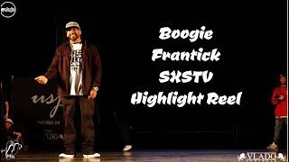 Boogie Frantick – Step x Step Dance Highlight Reel