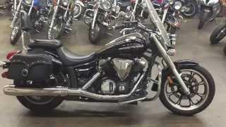 9. 2009 Yamaha v star 950