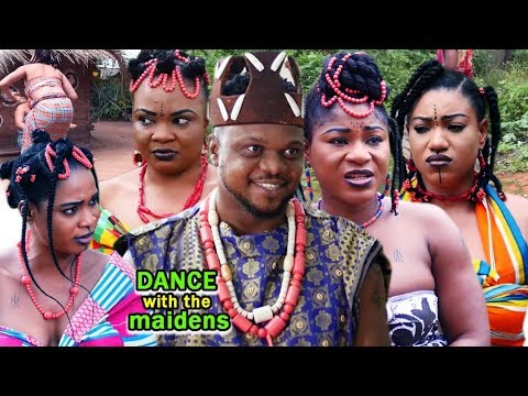 Dance With The Maidens Season 5&6 - Ken Erics 2018 Latest Nigerian Nollywood Movie Full HD