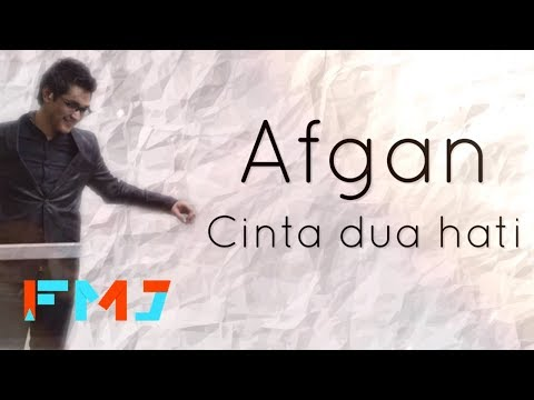 Afgan - Cinta Dua Hati ( Official Video Lirik )