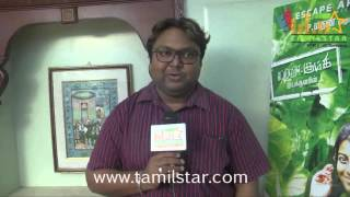 D  Imman at Kayal Movie Team Interview