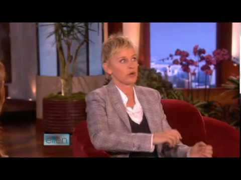 Lohan talks candidly about Ronson on The Ellen Show