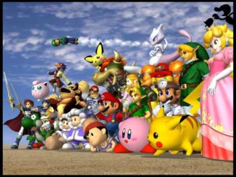 Super Smash Bros. Melee OST - Mewtwo