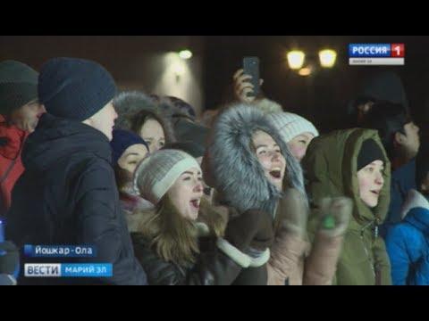 В Йошкар-Олу пришла «Крымская весна» - Вести Марий Эл - DomaVideo.Ru