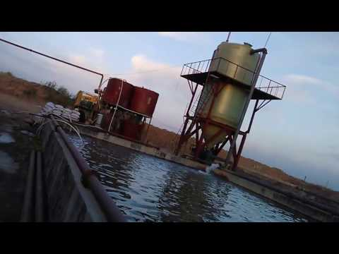 LZZG Sewage treatment equipment, sewage recycling site