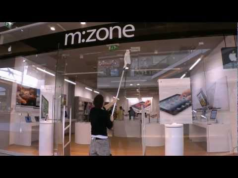 mzone APR eurovea opening