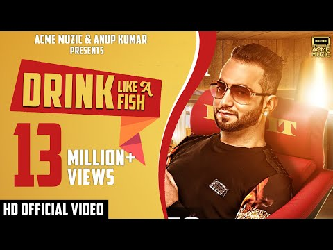 Video Drink Like A Fish | Luv It Feat. Milind Gaba | Full Music Video | Acme Muzic download in MP3, 3GP, MP4, WEBM, AVI, FLV January 2017
