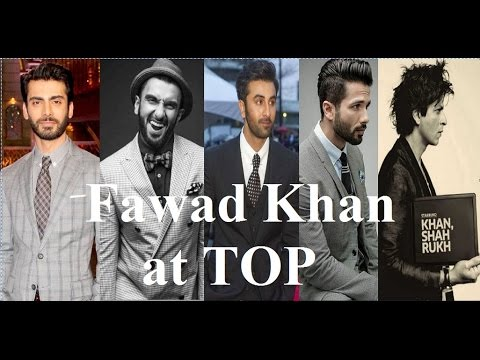 Top 10 Most Handsome Actors Of Bollywood 2017 | Fawad Khan | Shah Rukh Khan | Hrithik Roshan