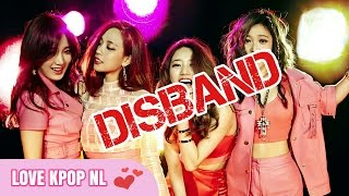 Download Lagu 7 K-POP GIRL GROUPS THAT POSSIBLY DISBAND SOON Mp3