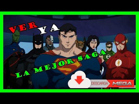 Descargar Cronología del universo animado de DC | mega | latino | links