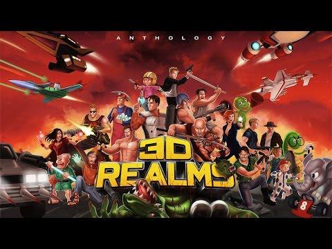 3D Realms Anthology annoncé en vidéo