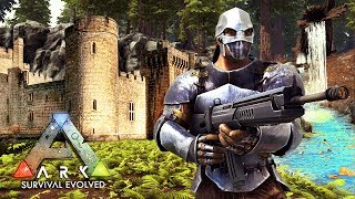 Building our ultimate base in ARK: Survival Evolved Ragnarok! ARK Survival Evolved gameplay episode 16 with Typical Gamer!