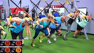 Download this class at: http://www.studiosweatondemand.com/classes/trx-cardio-workouts/trx-cardio-solid-soaked-small-spaces/previewCheck out the SSoD All Access Pass! It gets you unlimited views of Studio SWEAT onDemand workouts. Play any of our fat torching, lean muscle building classes as often as you like through your mobile device, laptop or PC, Internet ready TV or Tablet! Our downloads are literally the best you can buy, but the classes in our All Access Pass Holder's library are even better! Try out a FREE WEEK TRIAL, then get your own Pass! You can go month to month & EASILY cancel anytime! To learn more or get your All Access Pass today go to http://www.studiosweatondemand.com now!