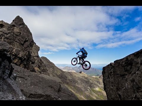 "amazing danny macaskill making ""the ridge"" hd"