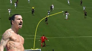 Video 10 Impossible Things That Only Zlatan Ibrahimovic Did In Football HD MP3, 3GP, MP4, WEBM, AVI, FLV Juli 2019
