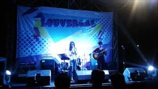 Video Rahmania Astrini Feat Andri Guitara_I Will Always Love You at Louversal TU MP3, 3GP, MP4, WEBM, AVI, FLV Juli 2018