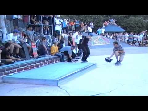 Shane O'Neill - Fourstar Demo at Coorparoo Skatepark 2014