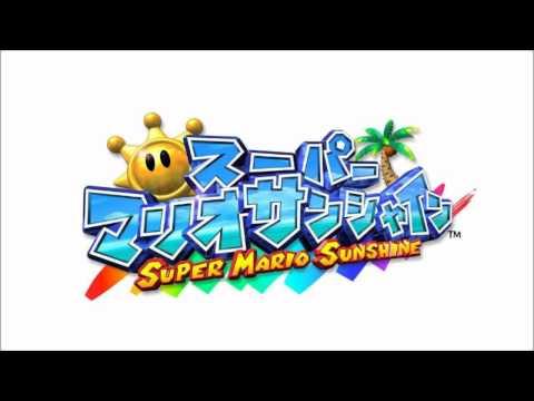 08 - (Story) F.L.U.D.D. & Mario - Super Mario Sunshine OST