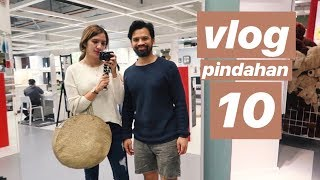 Video vlog pindahan 10,  GALAU MILIH KARPET. MP3, 3GP, MP4, WEBM, AVI, FLV Maret 2019