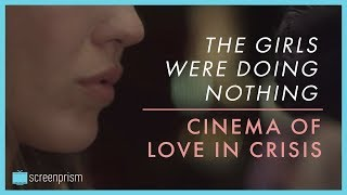 We take a close look at the new short film The Girls Were Doing Nothing, part of the upcoming feature Eros Cycle. We unpack its allusions to iconic films of couples in crisis, especially Stanley Kubrick's Eyes Wide Shut, Mike Nichols' Closer and Lars Von Trier's Nymphomaniac. For more information about the Eros Cycle visit: http://eros.trilogy.filmSign up to our email newsletter for updates on new videos, fun film trivia, giveaways, events and more! http://bit.ly/2oVVB1QIf you like this video, subscribe to our YouTube channel for more: http://www.youtube.com/c/ScreenprismLike ScreenPrism on Facebook: http://www.facebook.com/screenprismFollow ScreenPrism on Twitter: http://twitter.com/screenprismVisit ScreenPrism.com: http://screenprism.com/