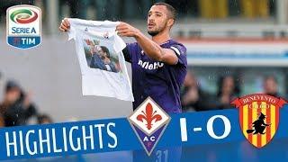 Video Fiorentina - Benevento 1-0 - Highlights - Giornata 28 - Serie A TIM 2017/18 MP3, 3GP, MP4, WEBM, AVI, FLV Juni 2018