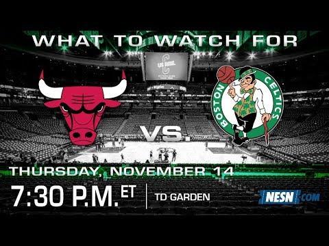 Video: Celtics vs. Bulls Preview: C's Return Home After Tough, Long Road Trip