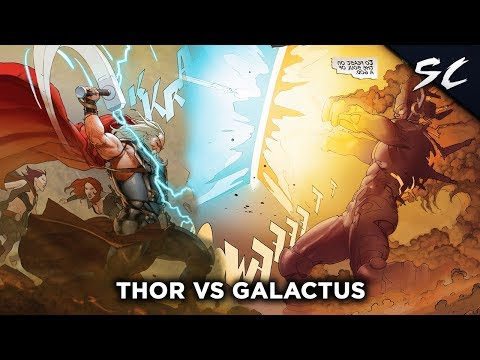 Thor Vs Galactus - The End Days Of Earth | Explained In Hindi