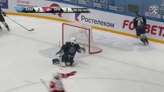 Фёдоров дебютирует в Спартаке хорошим голом