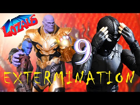 Spider Man Action Series episode 9 EXTERMINATION