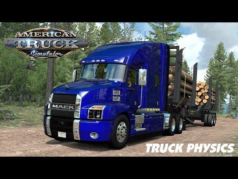 TRUCK PHYSICS v0.2.0.0