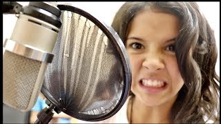 Nadia Khristean gives Klai a voice lesson & Klai goes to the recording studio...can you guess for what?! Subscribe:...
