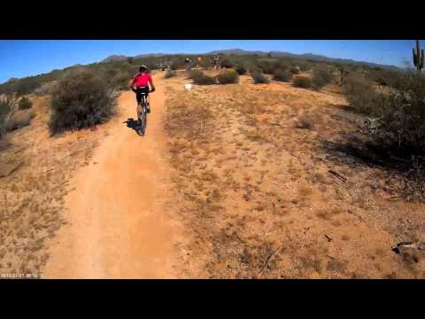 2013 Arizona High School Mountain Bike Race # 1 – Varsity Boys