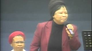 """Download Lagu Mam Thabisile Mahlaba - """"I can not come down"""" @ Gods Army Crusade Mp3"""