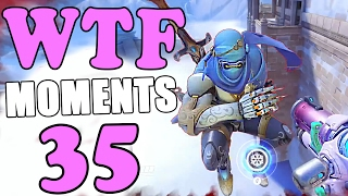 Video Overwatch WTF Moments Ep.35 MP3, 3GP, MP4, WEBM, AVI, FLV Juli 2017
