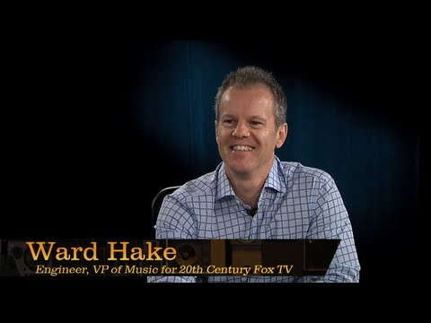 Pensado's Place #84 – Ward Hake, VP of Music 20th Century Fox TV
