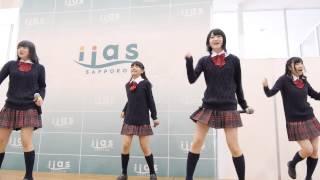 ミルクス「We are MILCS」イーアス札幌 北海道のアイドル (14 01 25)