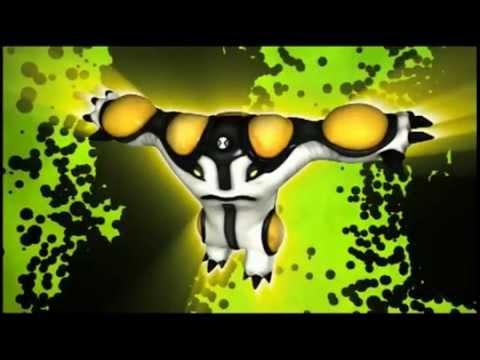 Ben 10 Omniverse game footage
