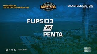 PENTA vs Flipsid3, game 1
