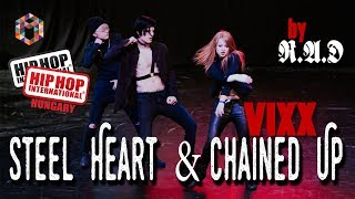 [HHIH2017] R.A.D // VIXX - Steel Heart & Chained Up