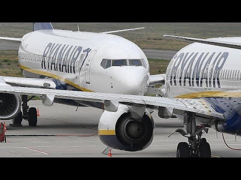 Ryanair will wegen Pandemie bis zu 3000 Stellen strei ...