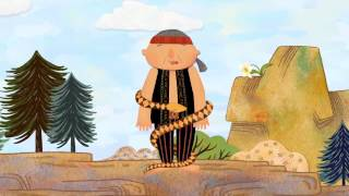 族語夢工廠 -撒奇萊雅語- 07排灣族動畫 百步蛇傳說