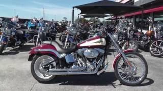 6. 071798 2007 Harley Davidson Softail Deuce FXSTD - Used motorcycles for sale