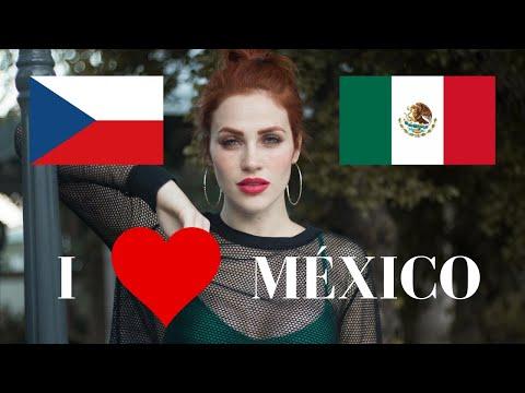 BARBORA PETEROVÁ, la CHECA en MÉXICO, checa mi loca historia de una EUROPEA en México