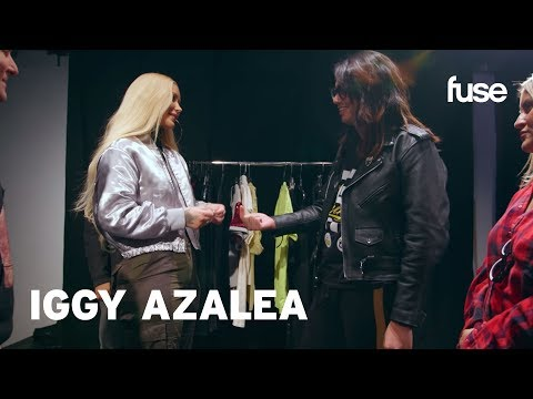 Iggy Azalea Learns A Magic Trick   Hip-Hop Houdini   Fuse
